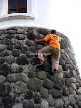 Naidi Lighthouse climber