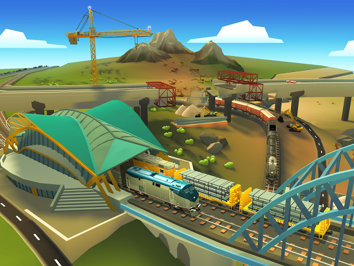 Train Station 2: Rail Strategy & Transport Tycoon 1.27.1 screenshots 4