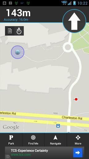 MyCar Locator Free screenshot 2