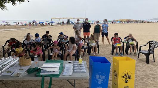 """Gran colaboración en la segunda jornada de recogida de residuos en """"Mar Rabiosa"""""""