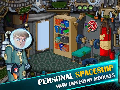 Space Raiders RPG apktram screenshots 10