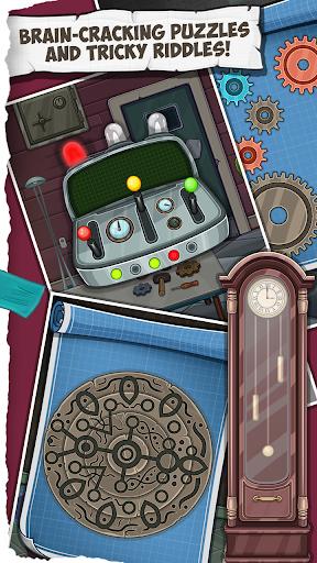 Fun Escape Room Puzzles u2013 Can You Escape 100 Doors apktram screenshots 5