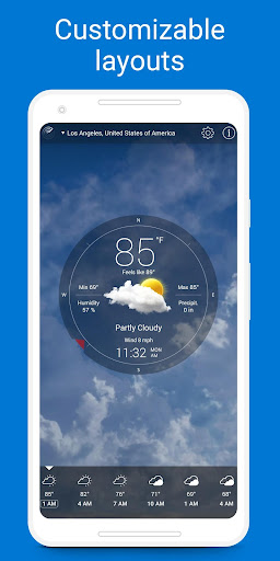 Weather Live Free screenshot