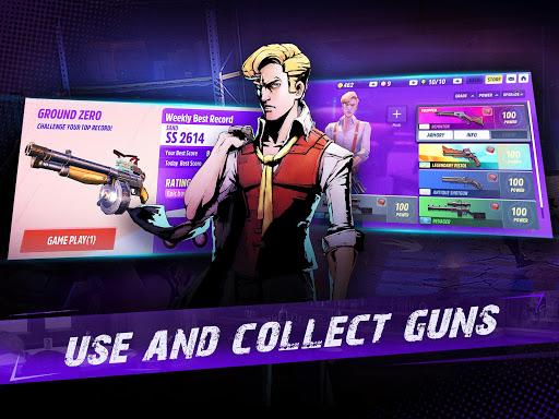 Code Triche Revenge : Chase & Shoot APK MOD screenshots 3