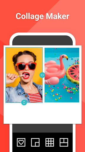 Photo Grid & Video Collage Maker screenshot 1