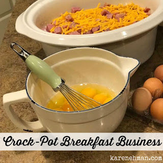 Crock-Pot Breakfast Business.