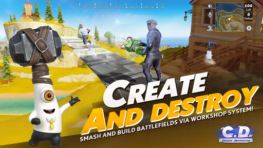 Creative Destruction 1.0.651 screenshots 5