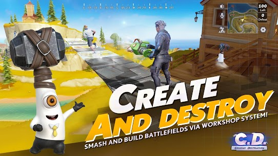 Creative Destruction 5