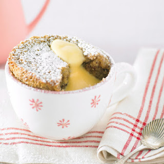 Brandy Pudding Cakes