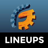 RG Lineups