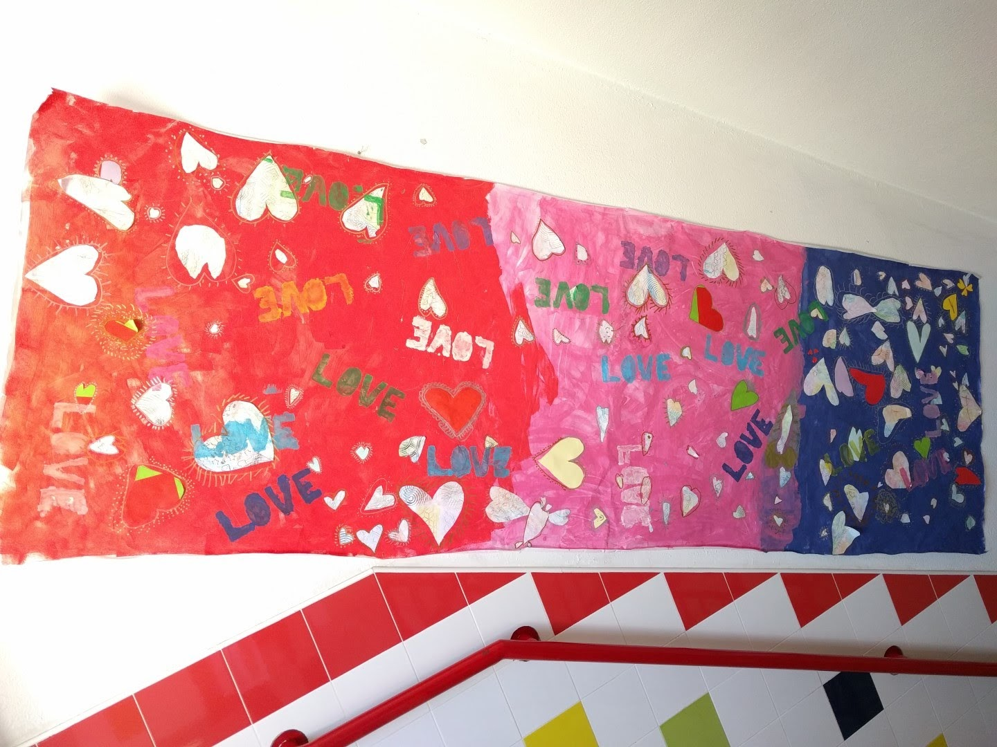 Art wall 2017-18 Primaria