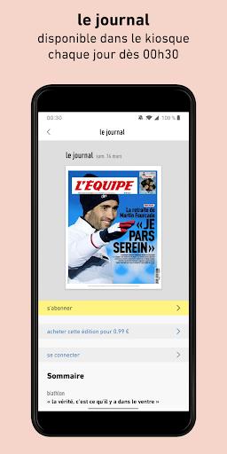 L'Équipe screenshot 5