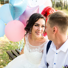 Wedding photographer Kristina Kosheleva (kosheleva). Photo of 31.08.2017