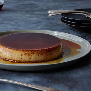 Vietnamese Coffee Flan
