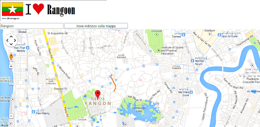 Rangoon map apps on google play publicscrutiny Image collections