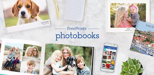 FreePrints Photobooks - Livres photo gratuits