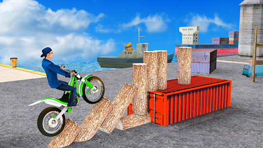 Stunt Bike Racing Game Tricks Master  🏁 App Download For Android 4