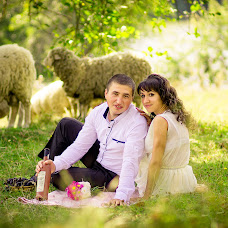 Wedding photographer Irina Vonsovich (clover). Photo of 03.10.2014