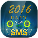 Happy New Year 2016 SMS icon