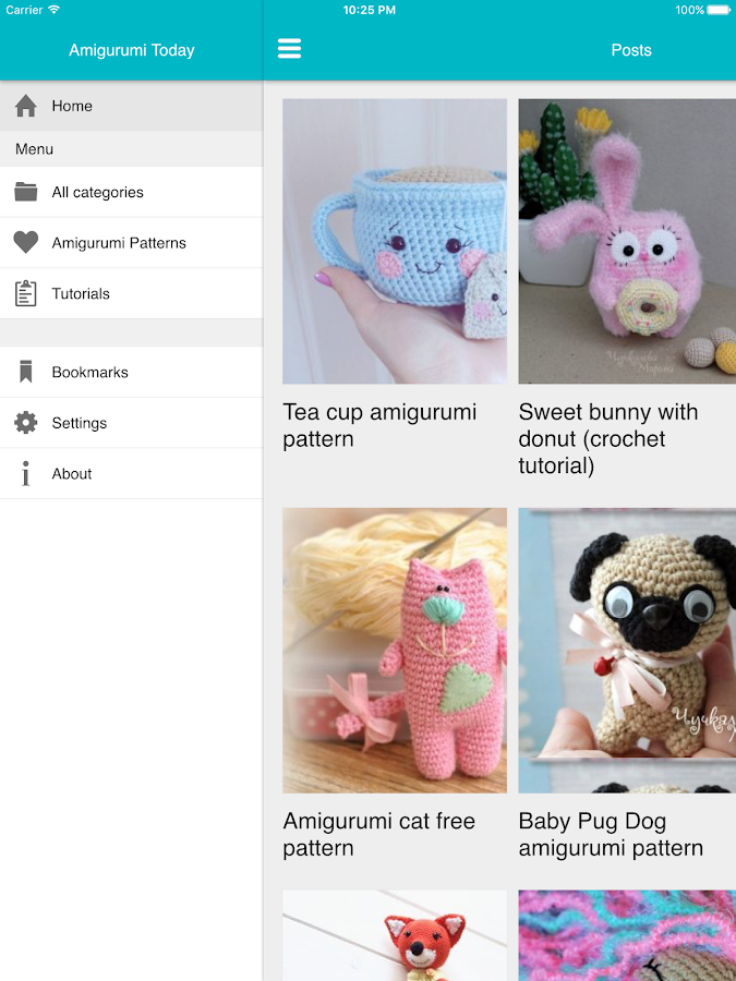 Amigurumi For Beginners Magazine : Amigurumi Today: free patterns - Android Apps on Google Play