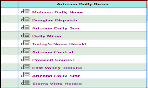 Arizona News screenshot 5