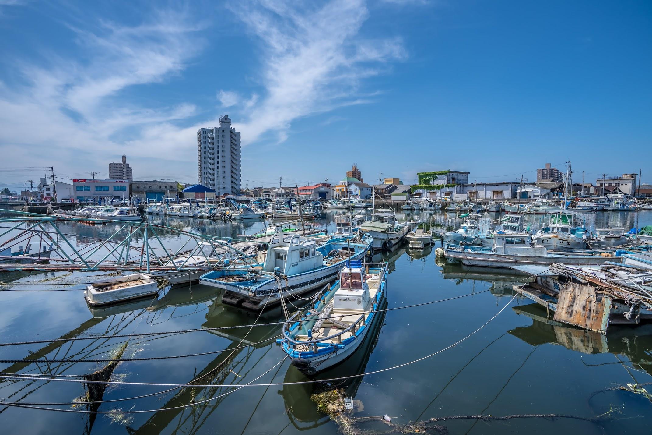 愛媛 三津浜4