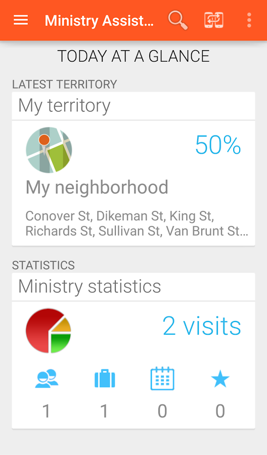 Ministry Assistant - Android Apps On Google Play