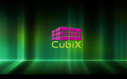 CubixBox IPTV Player- screenshot thumbnail