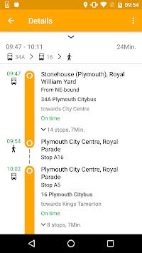 Download Traveline Sw Journey Planner Apk Latest Version App For