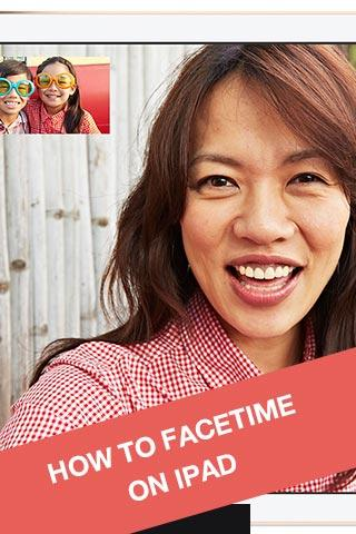 How to Facetime on iPad