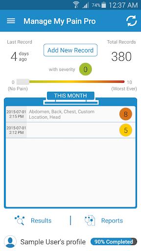 玩免費醫療APP|下載Manage My Pain Pro app不用錢|硬是要APP