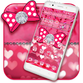 Diamond Bow Kitty Android APK Download Free By Launcher Love