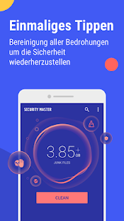 Security Master - Antivirus, AppLock, Booster Screenshot