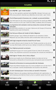 TURFOMANIA - Turf et pronostic Ekran Görüntüsü