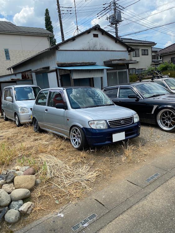 ミラ L275Sの岡田自動車,KMG,たむぅが現れた!!,よーいちstyle,休日の出来事に関するカスタム&メンテナンスの投稿画像3枚目