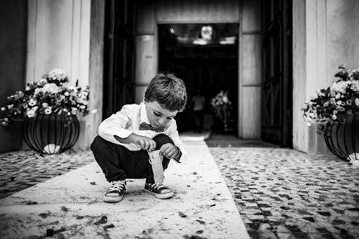 Kāzu fotogrāfs Leonardo Scarriglia (leonardoscarrig). Fotogrāfija: 03.10.2018