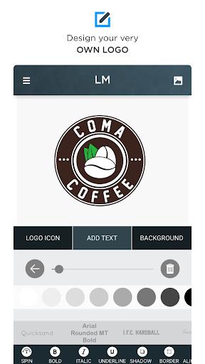 Logo Maker - Free Graphic Design Creator, Designer 130 screenshots 2