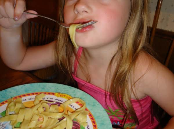Grandma Chodzinski's Polish Noodles Recipe