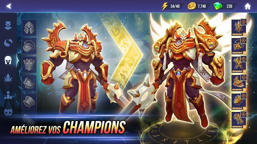 Télécharger Dungeon Hunter Champions: De l'Action RPG en ligne apk mod screenshots 3