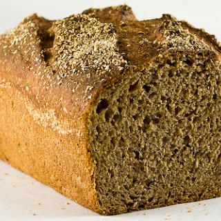 Zero Carb Flax Bread