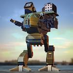 World Of Cartoon Robots Icon