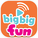 Big Big fun icon