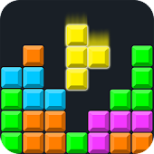 Fill Blocks - clear inline tiles puzzle game
