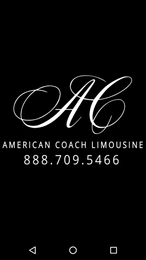 American Coach Limousine- screenshot