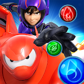 Big Hero 6: Bot Fight