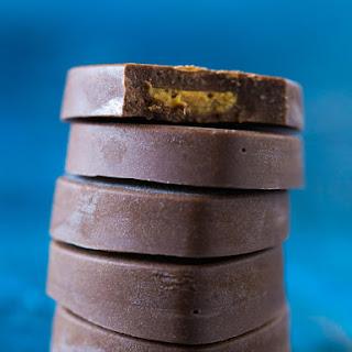 Peanut Butter Chocolate Fat Bombs.