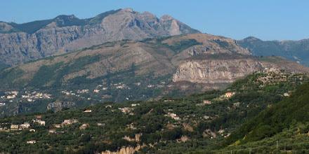 Photo: Monte Vico Alvano, Monte Comune e Sant'Angelo a 3 Pizzi