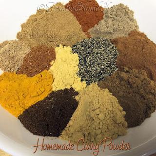 Homemade Curry Powder Cardamom Recipes