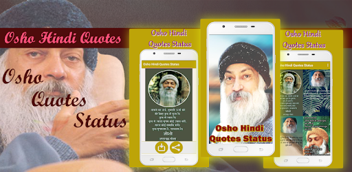 Osho Hindi Quotes Osho Status Apk App Free Download For