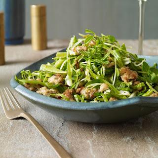 Snow Pea Shoot Salad Recipes